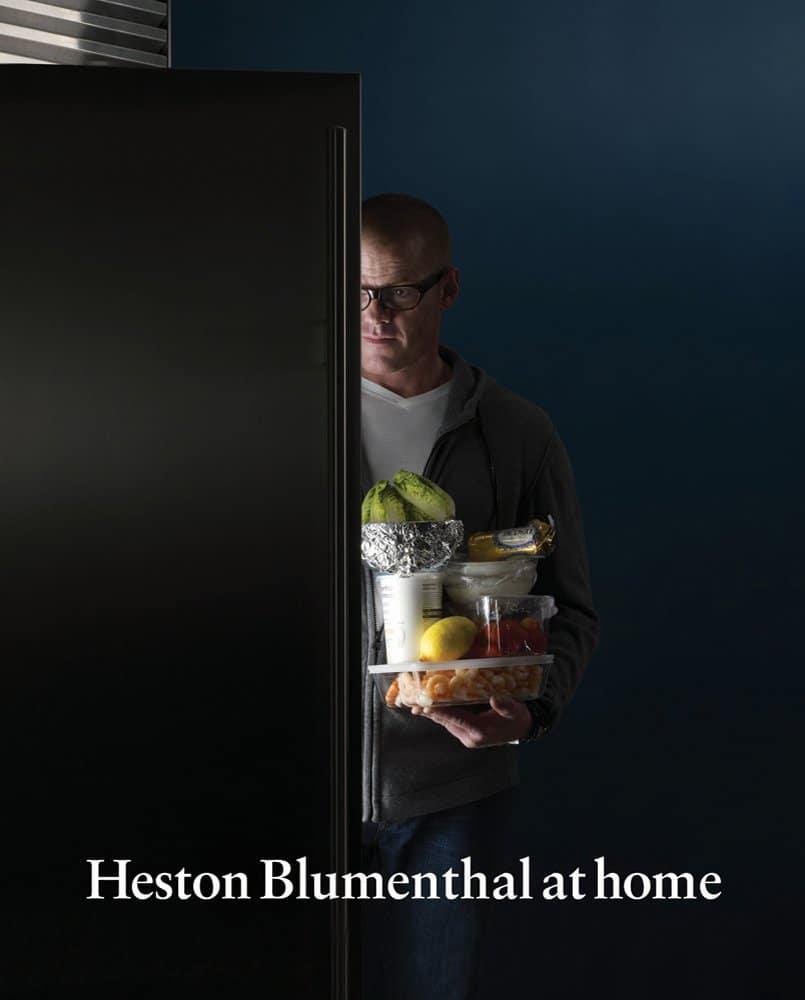 Heston Blumenthal At Home Cookbook